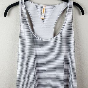 Lucy | Athletic Racer-back Tank